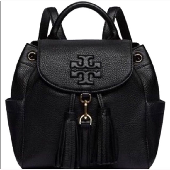 4c540e46c1f3 Tory Burch Theta Mini Leather Backpack
